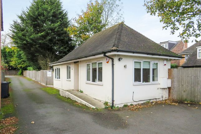 Thumbnail Detached bungalow for sale in Marlborough Road, Castle Bromwich, Birmingham
