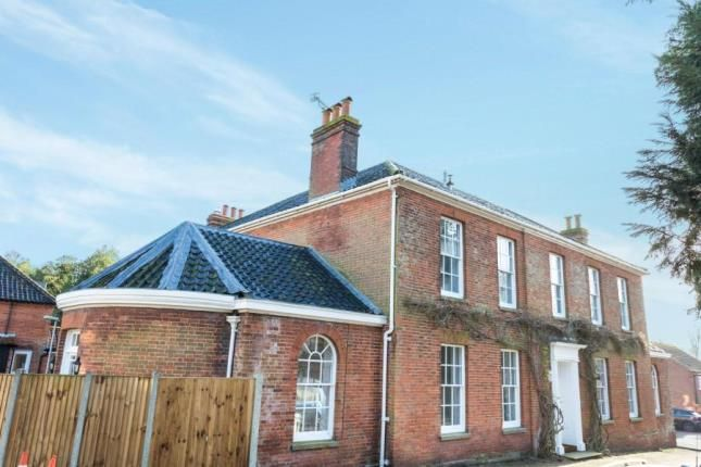 Thumbnail Flat for sale in Hall Close, Fakenham, Norfolk