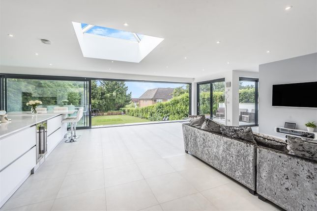 Thumbnail Detached bungalow for sale in Ruden Way, Epsom