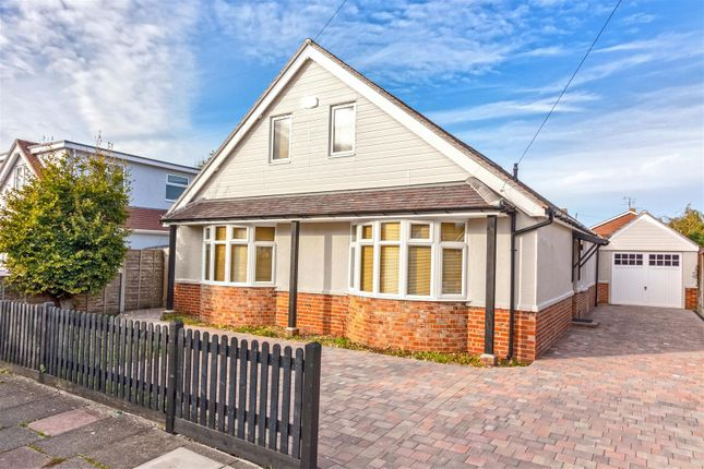 Thumbnail Detached bungalow for sale in Mardale Road, Worthing