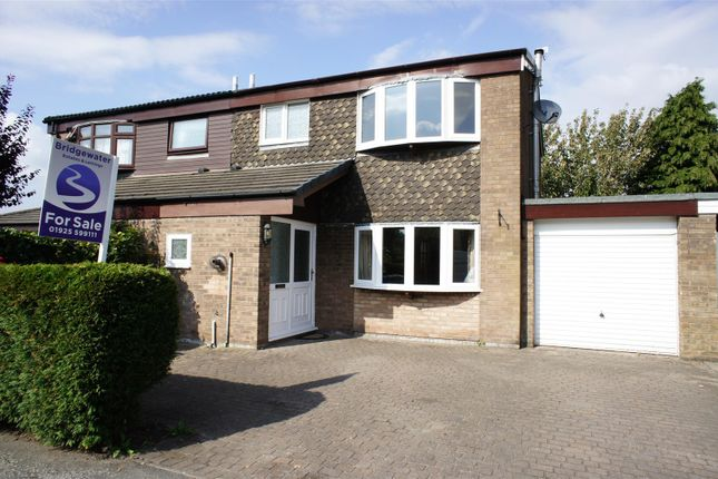 Thumbnail Semi-detached house to rent in Linden Close, Lymm