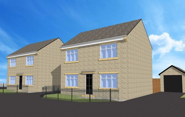 Thumbnail Detached house for sale in Plot 7 & 8, The Winchester At Barfield Court, Morley