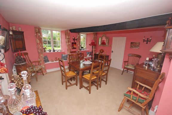 Dining Room of Woolbrook Road, Sidmouth EX10
