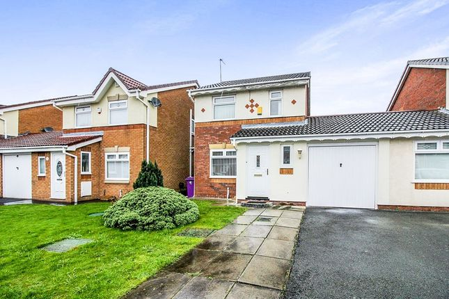 Thumbnail Semi-detached house for sale in Knowle Close, West Derby, Liverpool