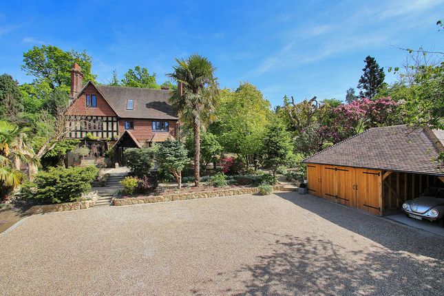 Thumbnail Country house for sale in Rogues Hill, Penshurst