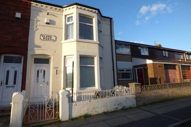 3 bed property to rent in Clare Road, Bootle