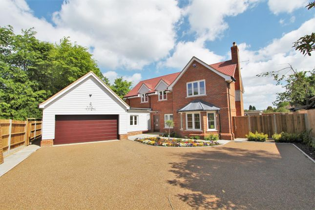 Thumbnail Detached house for sale in 'green View House' Bovingdon Green, Bovingdon, Hemel Hempstead