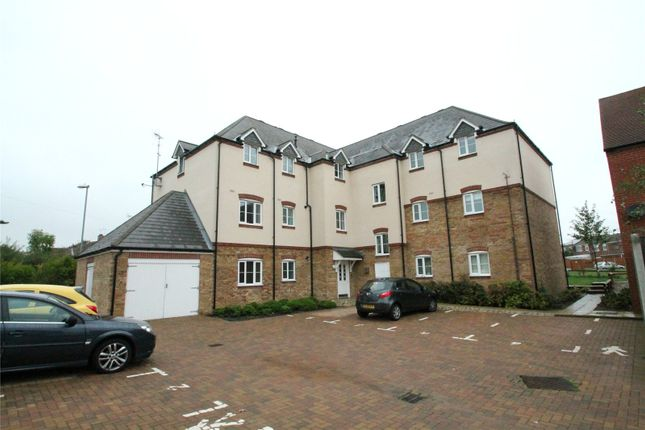 Thumbnail Flat for sale in East Hall Walk, Sittingbourne, Kent