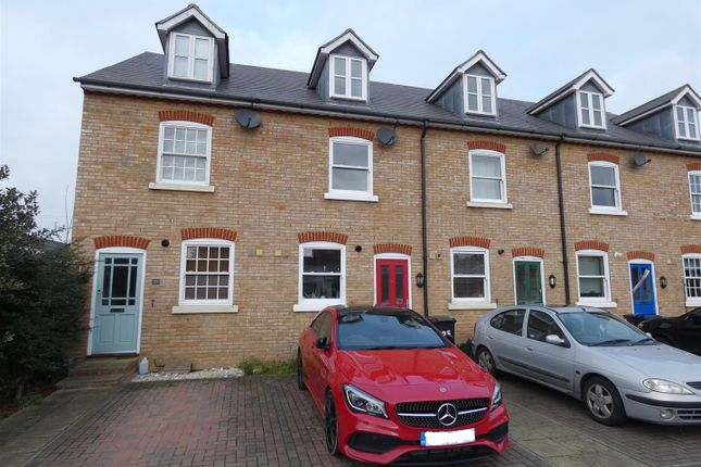 Thumbnail Terraced house to rent in Beresford Road, Whitstable