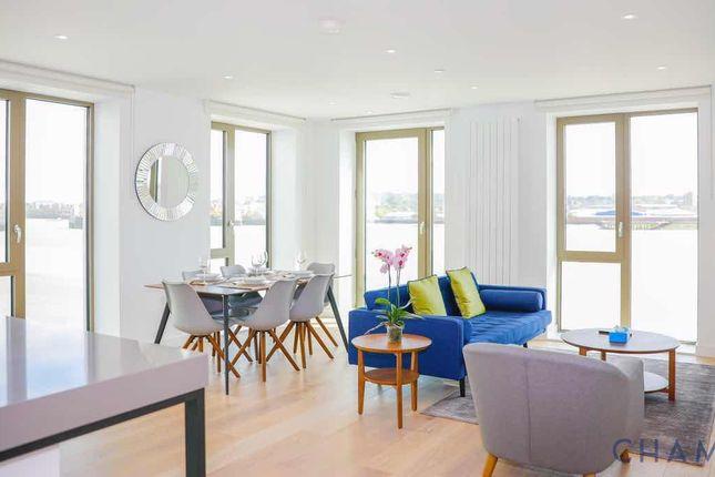 Thumbnail Flat to rent in Laker House, 10 Nautical Drive, London