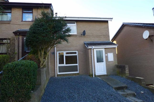 Thumbnail Terraced house for sale in Garth Dinas, Aberystwyth, Ceredigion