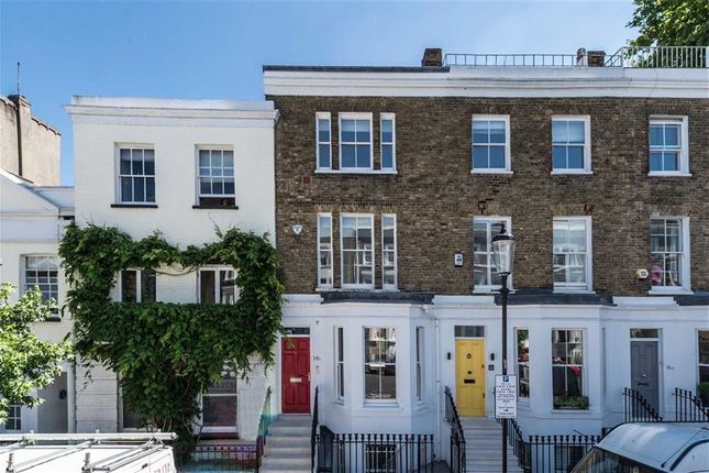 Thumbnail Terraced house for sale in Portland Road, Holland Park, London