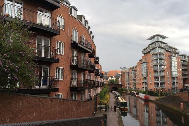 Thumbnail Flat to rent in 101 Vincent Street, Birmingham