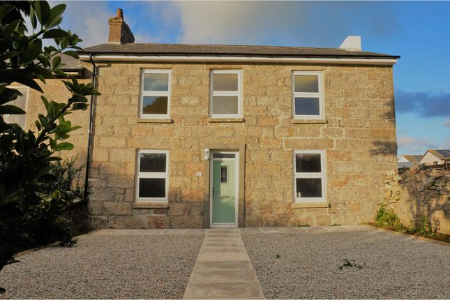 Thumbnail End terrace house for sale in Trewellard Road, Penzance