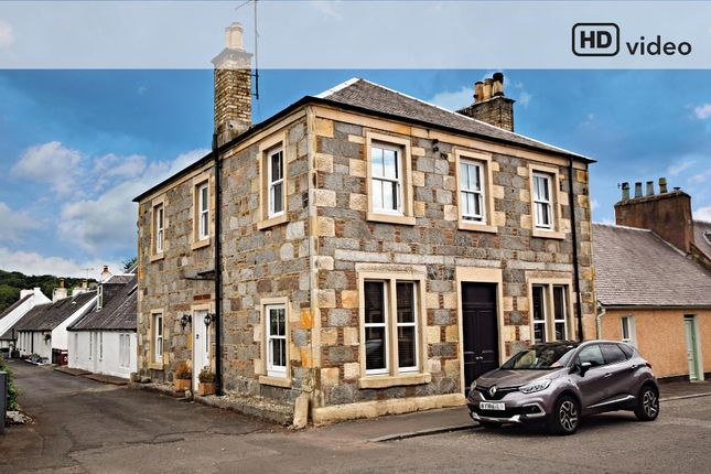 Thumbnail Detached house for sale in Burnside Row, Kirkmichael, Maybole
