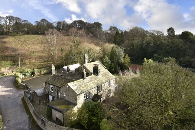 Thumbnail Detached house for sale in Beech Cottage, Apperley Lane, Rawdon, Leeds
