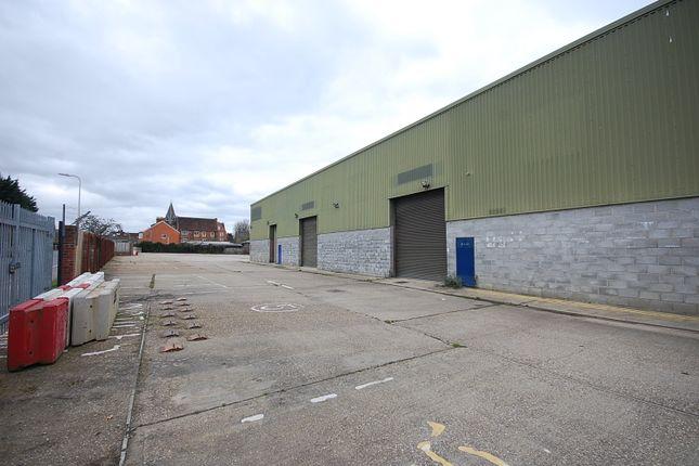 Thumbnail Warehouse to let in Pound Street, Newbury
