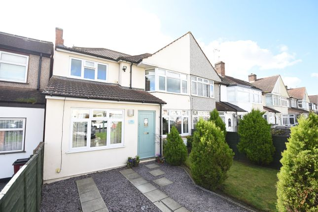 Thumbnail Semi-detached house for sale in Sherwood Park Avenue, Sidcup