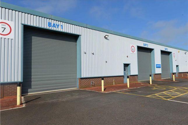 Industrial to let in Units 5, 6 & 7, Haydock Cross Industrial Estate, Kilbuck Lane, Haydock, St. Helens, Merseyside
