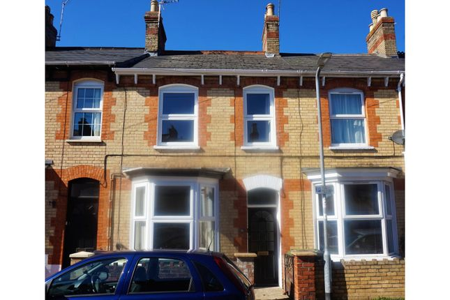 Thumbnail Terraced house for sale in Portland Street, Taunton