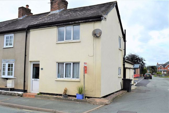 Thumbnail Semi-detached house to rent in 7, Main Street, Caersws, Powys