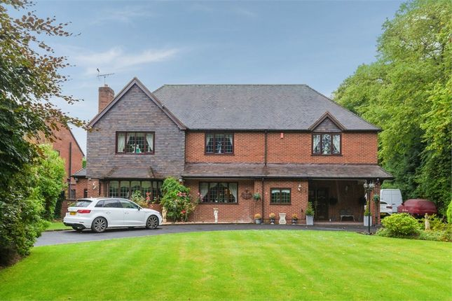 Thumbnail Detached house for sale in New Penkridge Road, Cannock, Staffordshire
