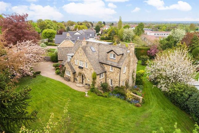 Thumbnail Detached house for sale in Pannal Ash Road, Harrogate, North Yorkshire