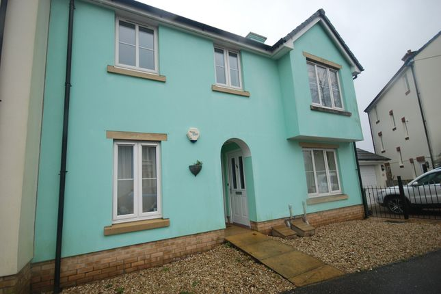 Thumbnail Flat to rent in Westaway Heights, Barnstaple
