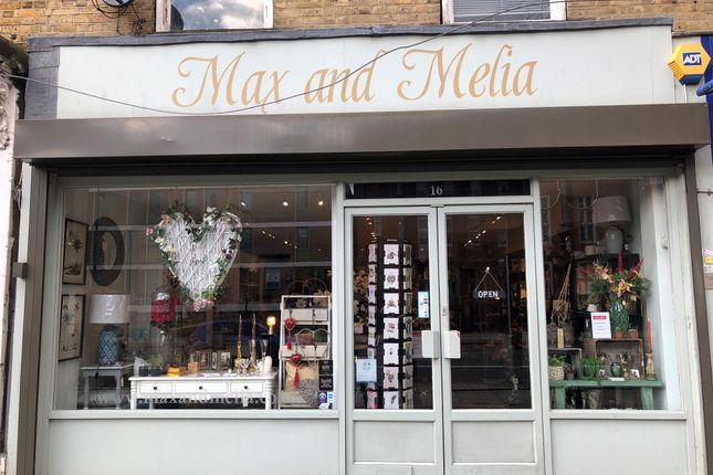 Retail premises for sale in Shabby Chic Homeware & Gift Retailer SW9, Stockwell, Lambeth