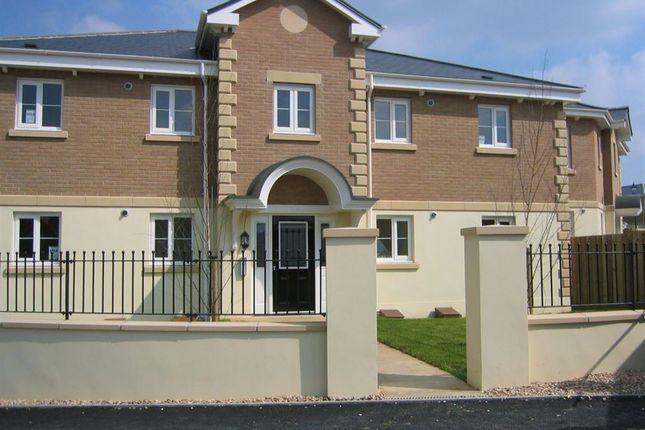 Thumbnail Flat to rent in Meadow Brook, Barnstaple, Devon