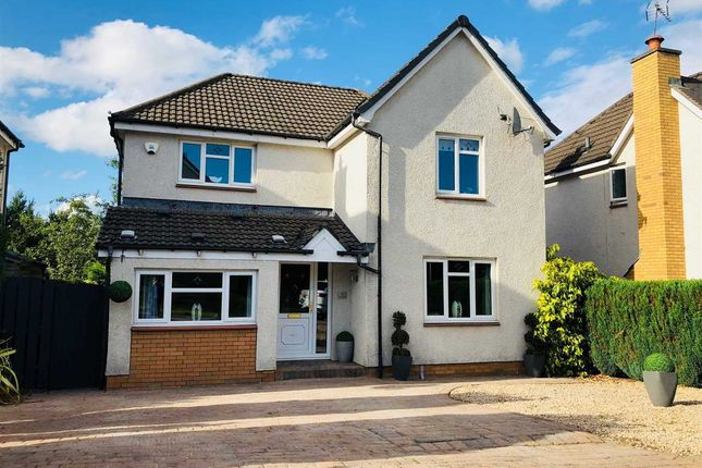 4 bedroom detached house for sale in Viscount Gate, Castle Gate, Bothwell