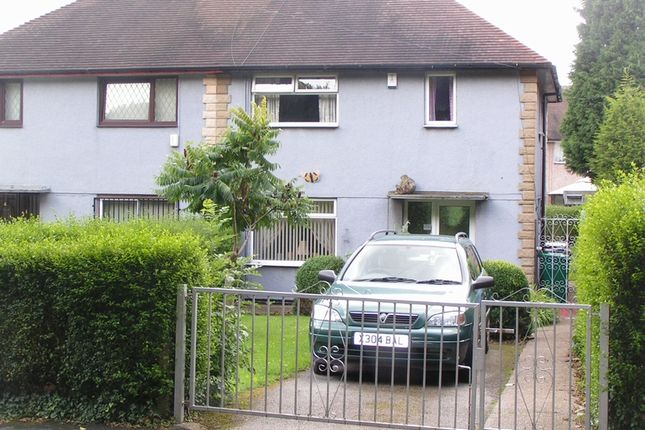 3 bed semi-detached house to rent in Gardendale Avenue, Clifton, Nottingham
