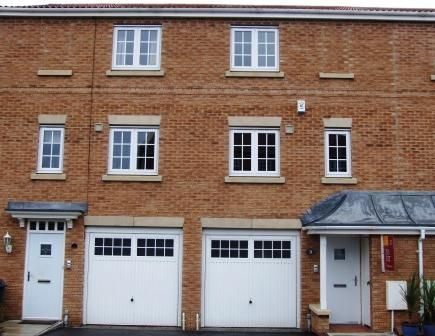 Thumbnail Town house to rent in Welbeck Crescent, Bamber Bridge, Preston