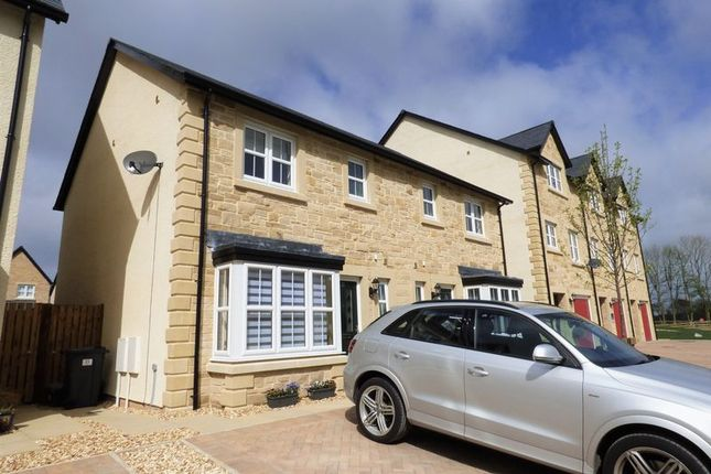 Thumbnail Semi-detached house for sale in Woodlands Close, Lancaster