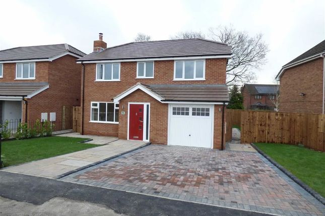 Thumbnail Detached house for sale in Spinney Drive, Weston, Weston Crewe