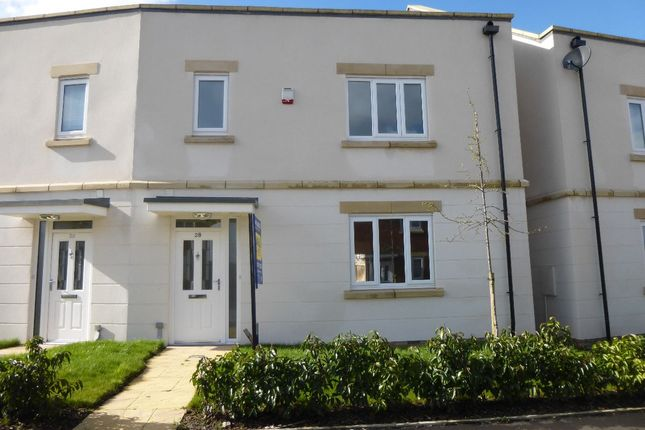 Thumbnail Semi-detached house to rent in Ellington Way, St. Helens