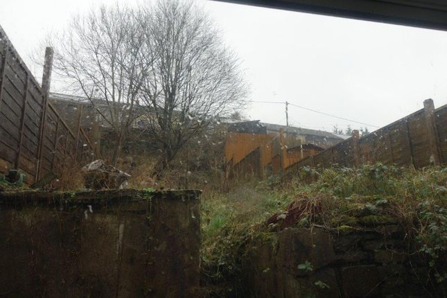 Garden of Blaen-Y-Cwm Terrace, Blaencwm CF42