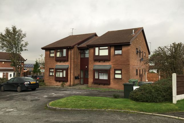 Thumbnail Block of flats for sale in Thornbush Way, Rochdale, Manchester