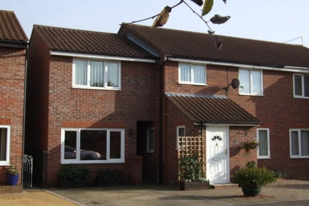 Thumbnail Property to rent in Warwick Drive, Bury St. Edmunds