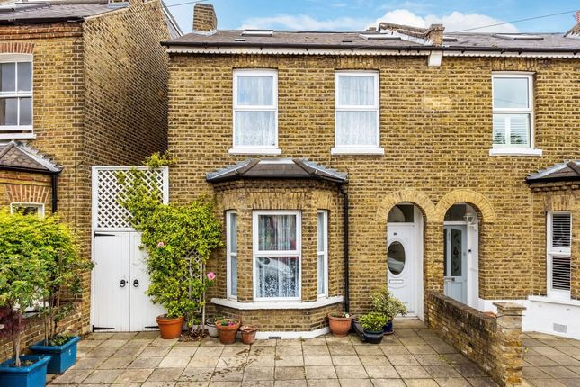 Thumbnail Semi-detached house for sale in Graham Road, London