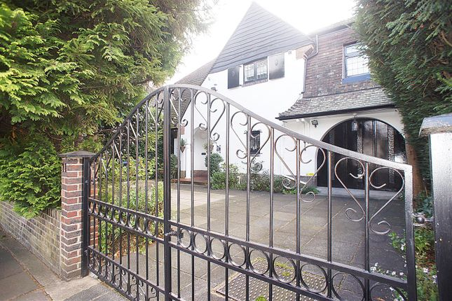 Thumbnail Semi-detached house for sale in Meadway, London
