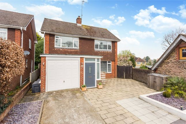 Thumbnail Detached house for sale in Clayton Park, Hassocks, West Sussex