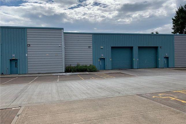 Thumbnail Light industrial to let in Units D E & F, Cubitt Court, Belgrave Central, Bellshill, North Lanarkshire