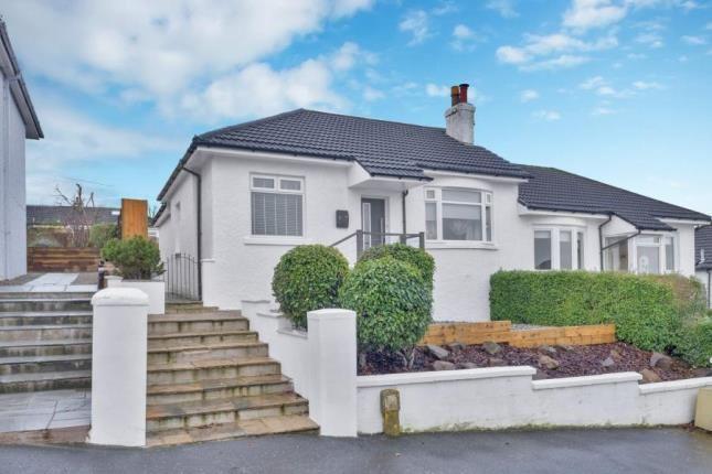 Thumbnail Bungalow for sale in Ettrick Crescent, Rutherglen, Glasgow, South Lanarkshire