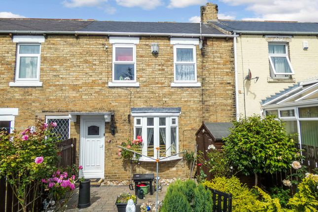 2 bed terraced house for sale in Dalton Avenue, Lynemouth, Morpeth NE61