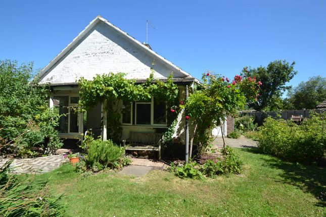 Thumbnail Detached bungalow for sale in Old Mill Lane, Polegate