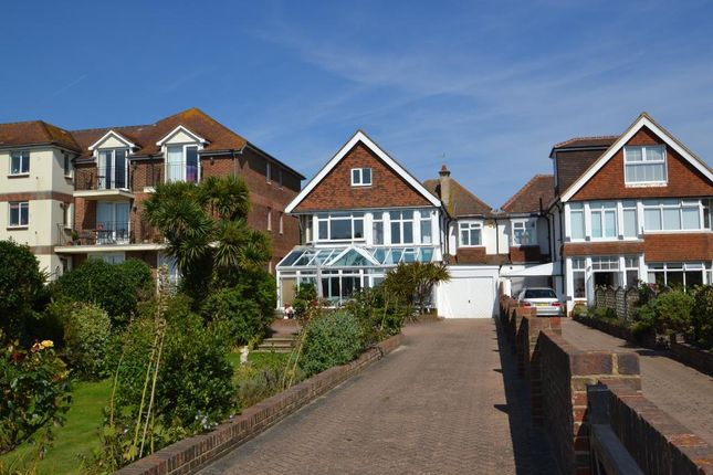Thumbnail Link-detached house for sale in West Parade, Worthing, West Sussex