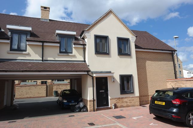 Thumbnail Maisonette for sale in Hyderabad Close, Colchester