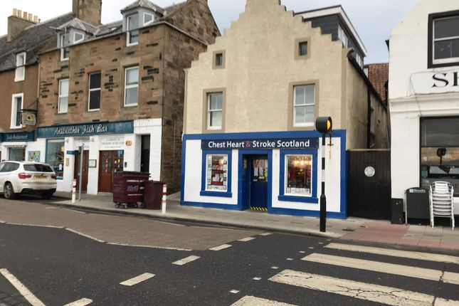 Thumbnail Commercial property for sale in 47 Shore Street, Anstruther