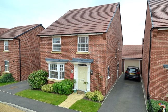 Thumbnail Detached house for sale in Hardwick Avenue, Barton Seagrave, Kettering